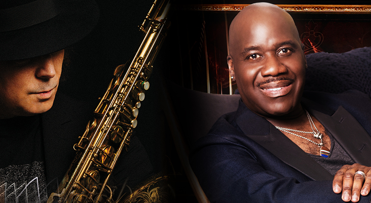 NEW DATE: Boney James