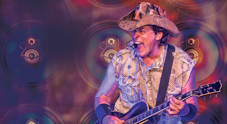 NEW DATE: Ted Nugent